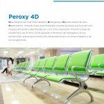 PEROXY 4D Desinfetante Hospitalar de Nível Intermediário